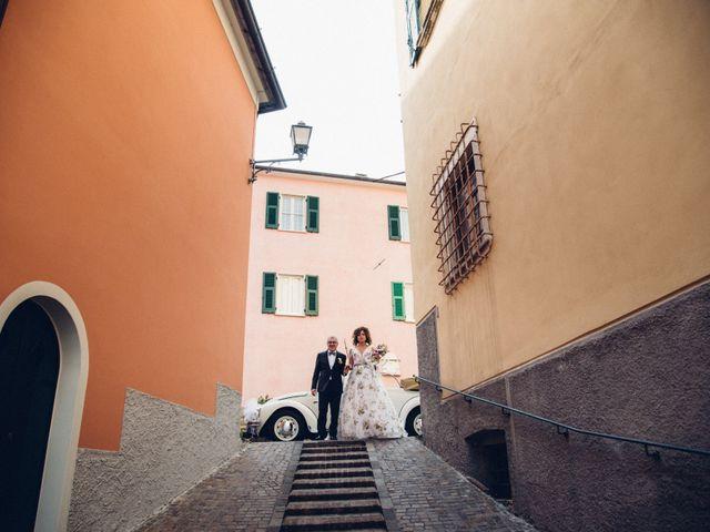 Il matrimonio di Matteo e Eva a Castelnuovo Magra, La Spezia 21