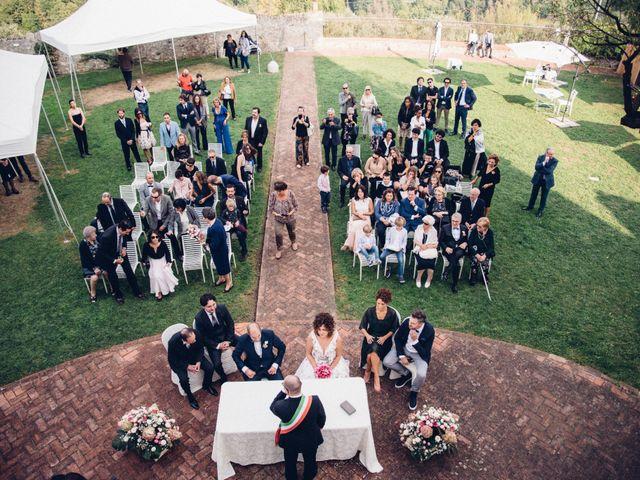 Il matrimonio di Matteo e Eva a Castelnuovo Magra, La Spezia 23