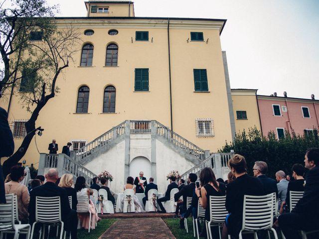 Il matrimonio di Matteo e Eva a Castelnuovo Magra, La Spezia 25