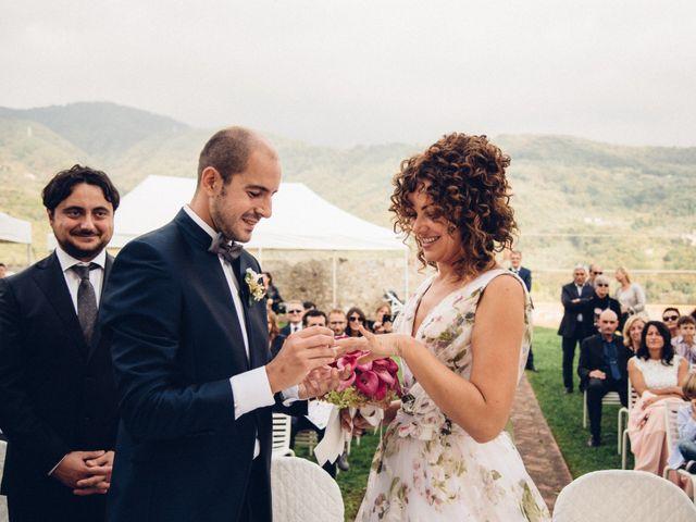 Il matrimonio di Matteo e Eva a Castelnuovo Magra, La Spezia 26