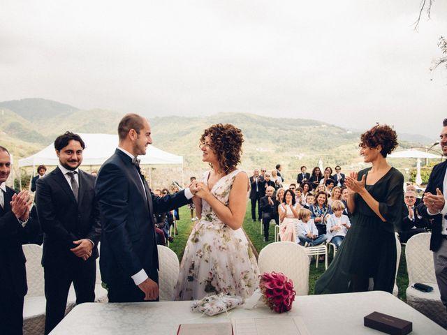 Il matrimonio di Matteo e Eva a Castelnuovo Magra, La Spezia 27