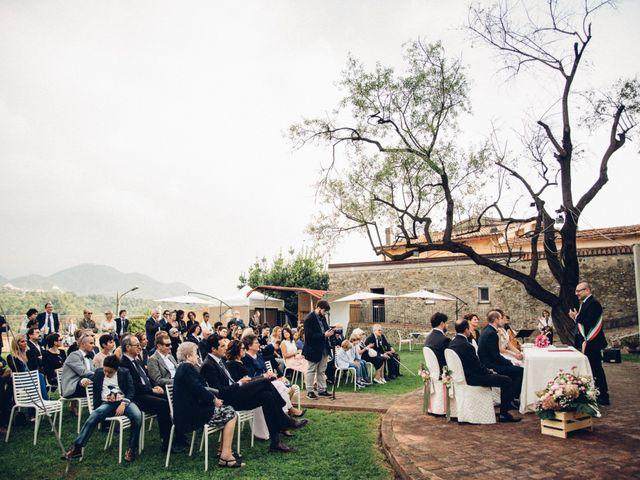 Il matrimonio di Matteo e Eva a Castelnuovo Magra, La Spezia 28