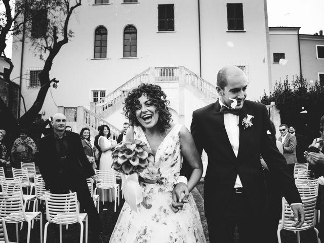 Il matrimonio di Matteo e Eva a Castelnuovo Magra, La Spezia 29