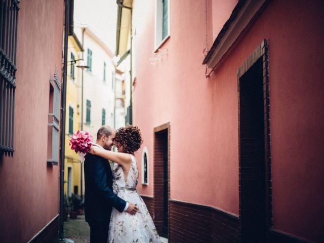 Il matrimonio di Matteo e Eva a Castelnuovo Magra, La Spezia 30