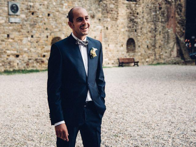 Il matrimonio di Matteo e Eva a Castelnuovo Magra, La Spezia 34
