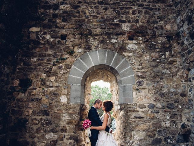 Il matrimonio di Matteo e Eva a Castelnuovo Magra, La Spezia 35