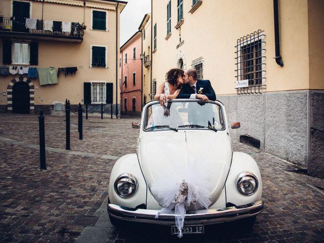 Il matrimonio di Matteo e Eva a Castelnuovo Magra, La Spezia 37