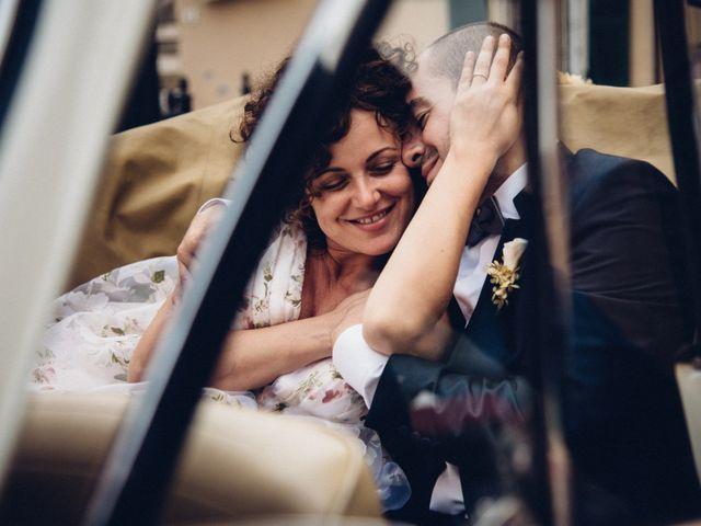 Il matrimonio di Matteo e Eva a Castelnuovo Magra, La Spezia 38