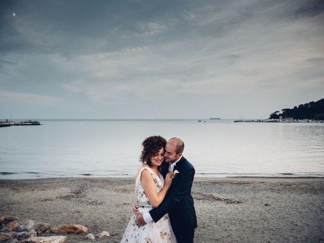 Il matrimonio di Matteo e Eva a Castelnuovo Magra, La Spezia 41