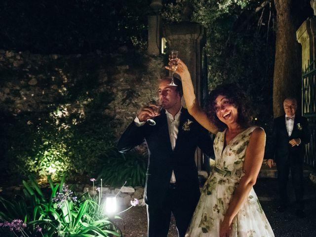 Il matrimonio di Matteo e Eva a Castelnuovo Magra, La Spezia 43