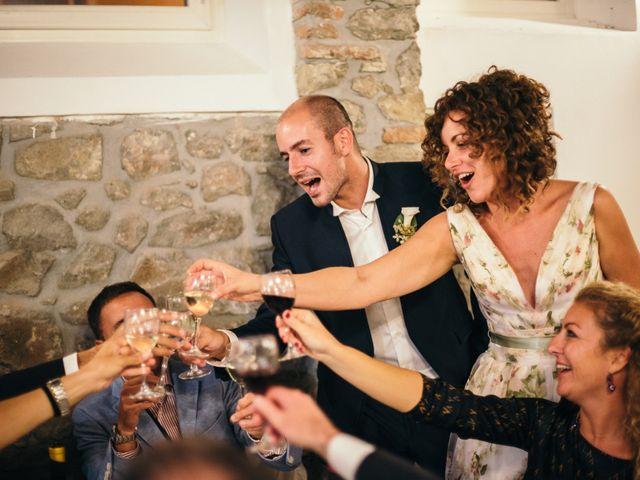 Il matrimonio di Matteo e Eva a Castelnuovo Magra, La Spezia 47