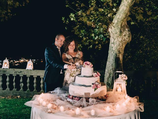 Il matrimonio di Matteo e Eva a Castelnuovo Magra, La Spezia 50