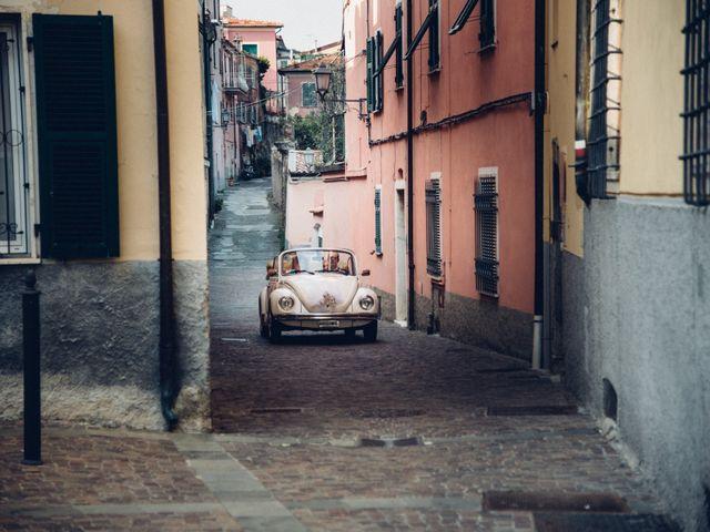 Il matrimonio di Matteo e Eva a Castelnuovo Magra, La Spezia 20