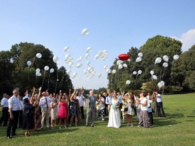 Il matrimonio di Fabio e Francesca a Agrate Brianza, Monza e Brianza 1