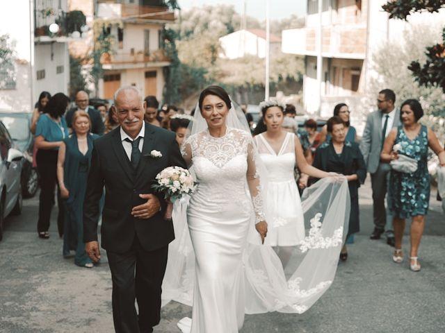 Il matrimonio di Giuseppe e Teresa a Maropati, Reggio Calabria 39