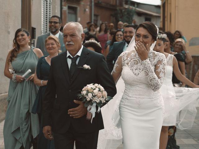 Il matrimonio di Giuseppe e Teresa a Maropati, Reggio Calabria 41