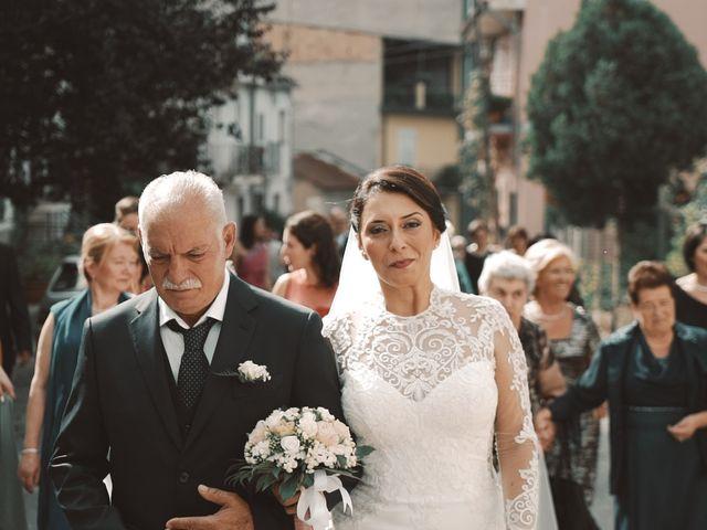 Il matrimonio di Giuseppe e Teresa a Maropati, Reggio Calabria 44