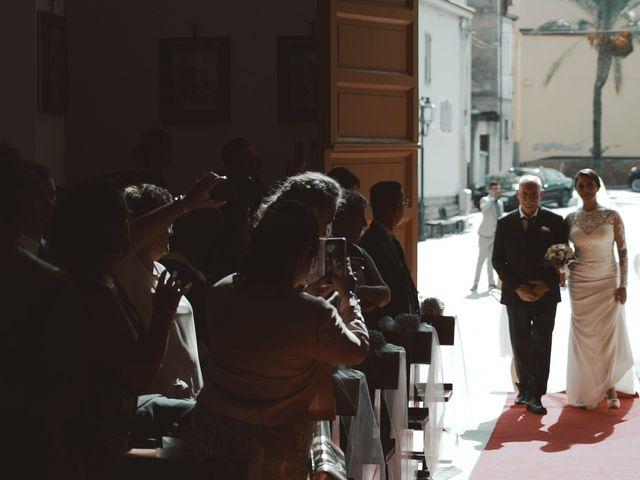 Il matrimonio di Giuseppe e Teresa a Maropati, Reggio Calabria 45