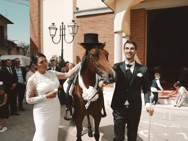 Il matrimonio di Giuseppe e Teresa a Maropati, Reggio Calabria 66