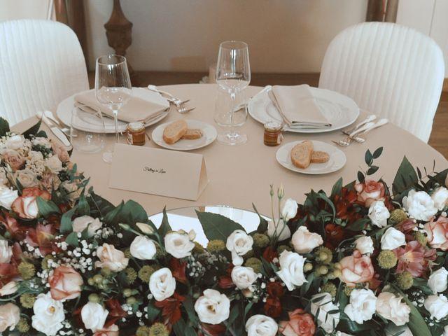 Il matrimonio di Giuseppe e Teresa a Maropati, Reggio Calabria 86