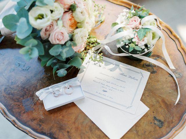 Il matrimonio di Andrea e Alina a Castel Gandolfo, Roma 1