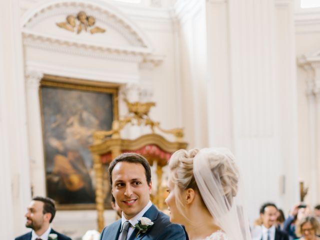 Il matrimonio di Andrea e Alina a Castel Gandolfo, Roma 14