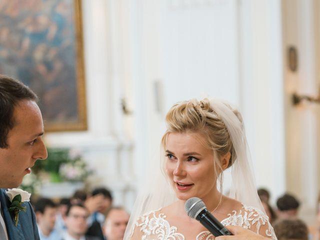 Il matrimonio di Andrea e Alina a Castel Gandolfo, Roma 16