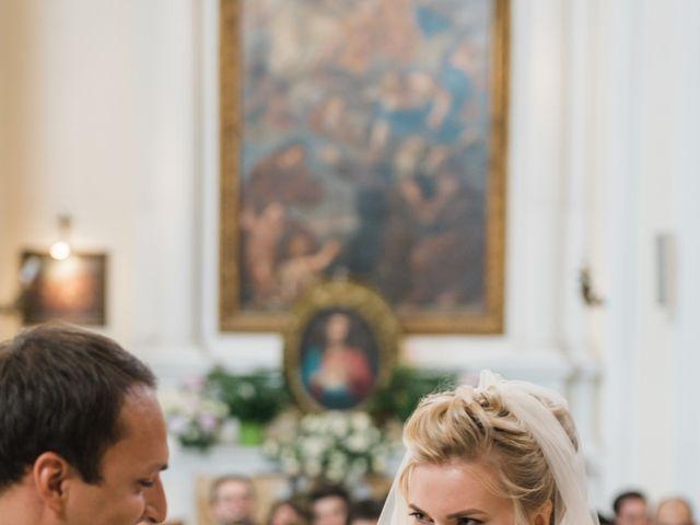 Il matrimonio di Andrea e Alina a Castel Gandolfo, Roma 17