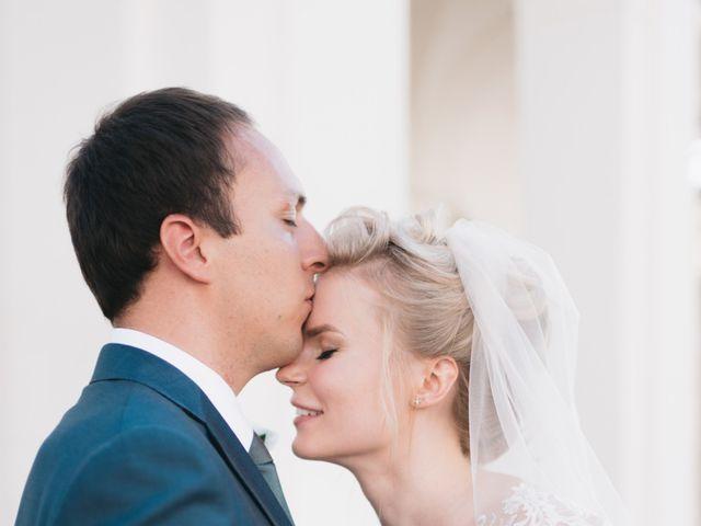 Il matrimonio di Andrea e Alina a Castel Gandolfo, Roma 22