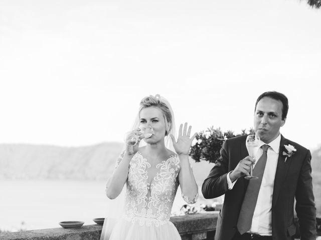 Il matrimonio di Andrea e Alina a Castel Gandolfo, Roma 25