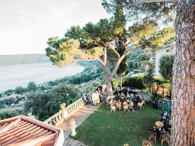 Il matrimonio di Andrea e Alina a Castel Gandolfo, Roma 34