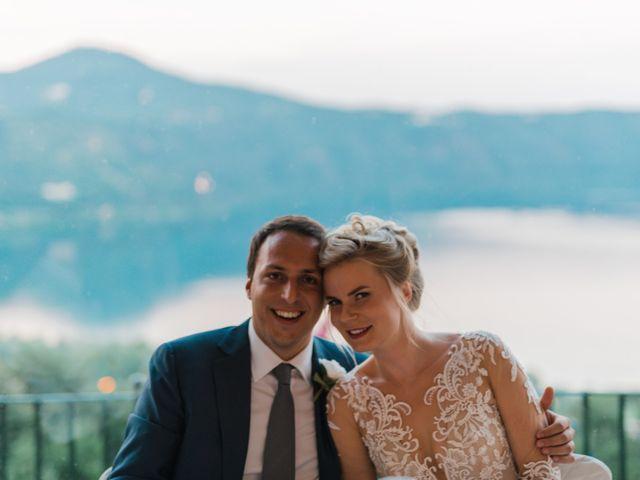 Il matrimonio di Andrea e Alina a Castel Gandolfo, Roma 44