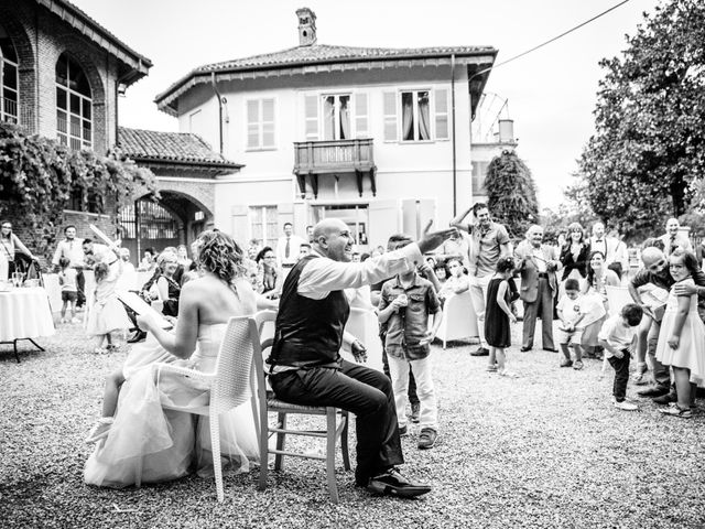 Il matrimonio di Giuseppe e Sara a Asti, Asti 37