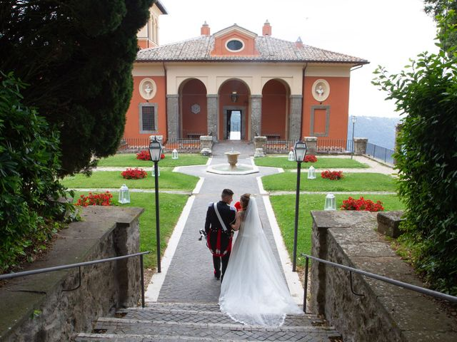 Il matrimonio di Mario e Mariangela a Rocca Priora, Roma 1