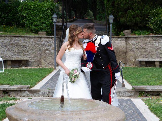 Il matrimonio di Mario e Mariangela a Rocca Priora, Roma 2