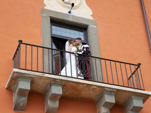 Il matrimonio di Mario e Mariangela a Rocca Priora, Roma 3