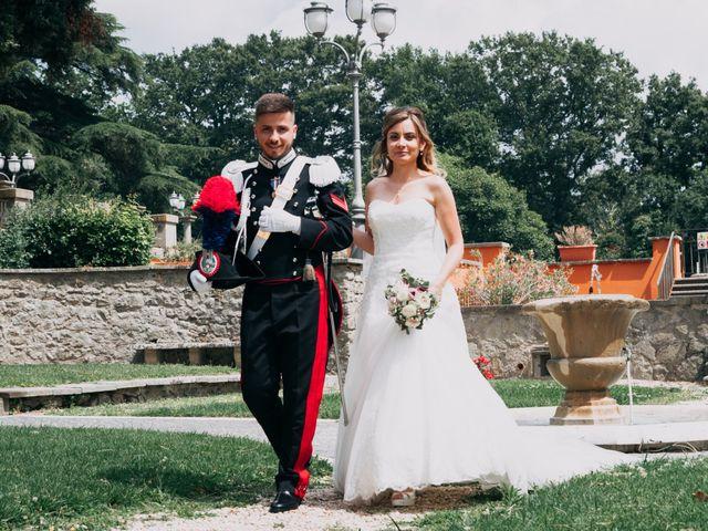 Il matrimonio di Mario e Mariangela a Rocca Priora, Roma 4