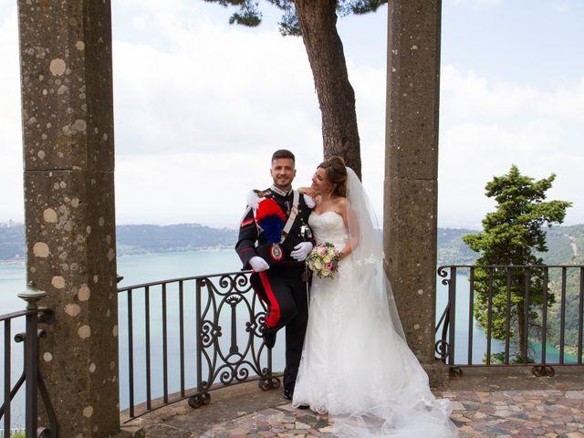 Il matrimonio di Mario e Mariangela a Rocca Priora, Roma 5