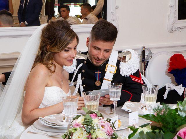 Il matrimonio di Mario e Mariangela a Rocca Priora, Roma 8