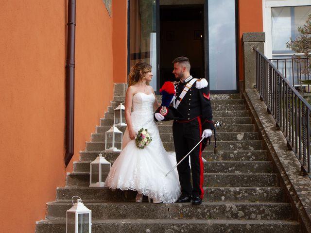 Il matrimonio di Mario e Mariangela a Rocca Priora, Roma 9