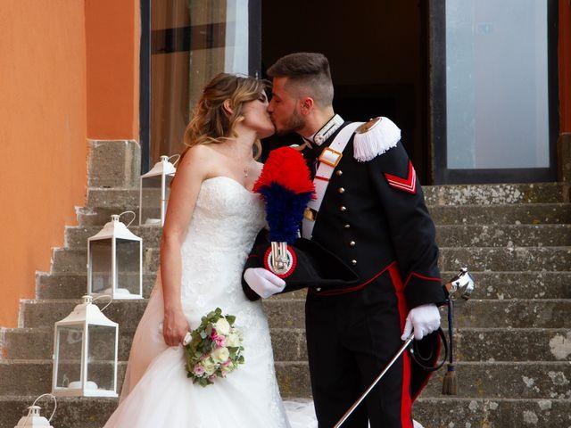 Il matrimonio di Mario e Mariangela a Rocca Priora, Roma 10