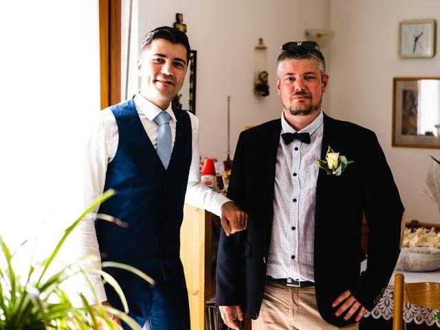 Il matrimonio di Rodolphe e Elisa a Torviscosa, Udine 28