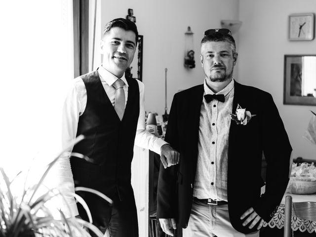 Il matrimonio di Rodolphe e Elisa a Torviscosa, Udine 29