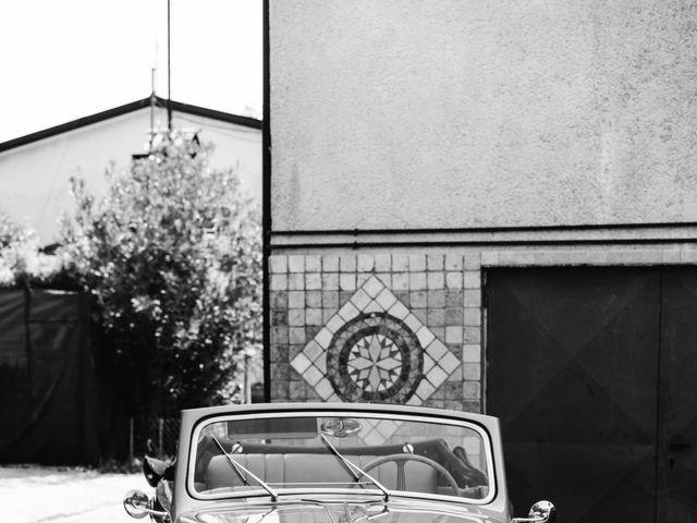 Il matrimonio di Rodolphe e Elisa a Torviscosa, Udine 37