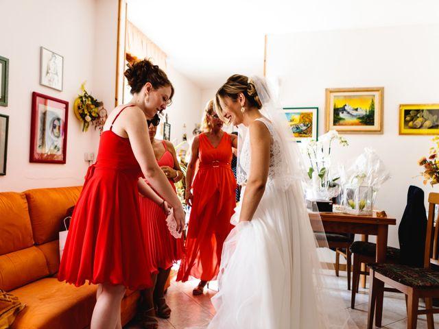 Il matrimonio di Rodolphe e Elisa a Torviscosa, Udine 55