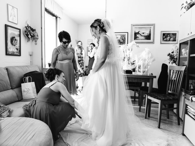 Il matrimonio di Rodolphe e Elisa a Torviscosa, Udine 57