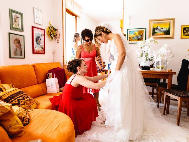 Il matrimonio di Rodolphe e Elisa a Torviscosa, Udine 58