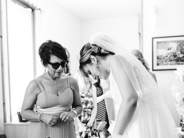 Il matrimonio di Rodolphe e Elisa a Torviscosa, Udine 61