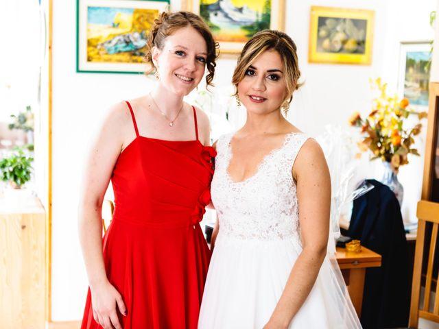Il matrimonio di Rodolphe e Elisa a Torviscosa, Udine 62