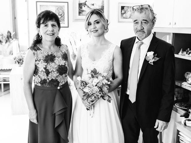 Il matrimonio di Rodolphe e Elisa a Torviscosa, Udine 71